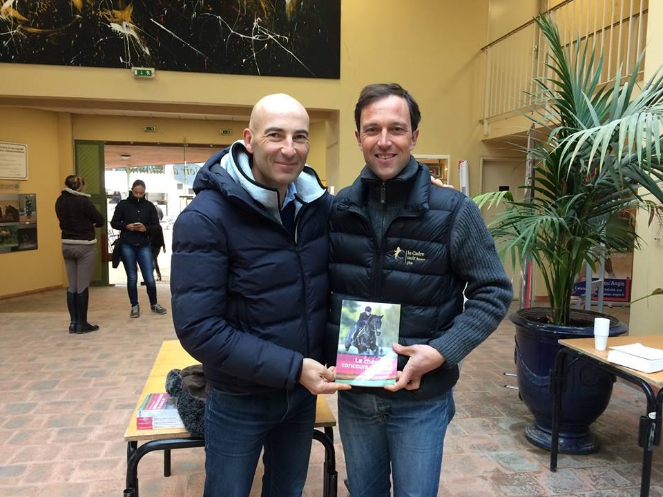 Arnaud Boiteau et Nicolas Canteloup