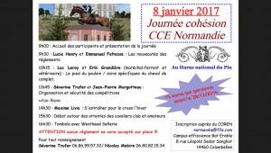 Journée cohésion en Normandie : un programme sympa !