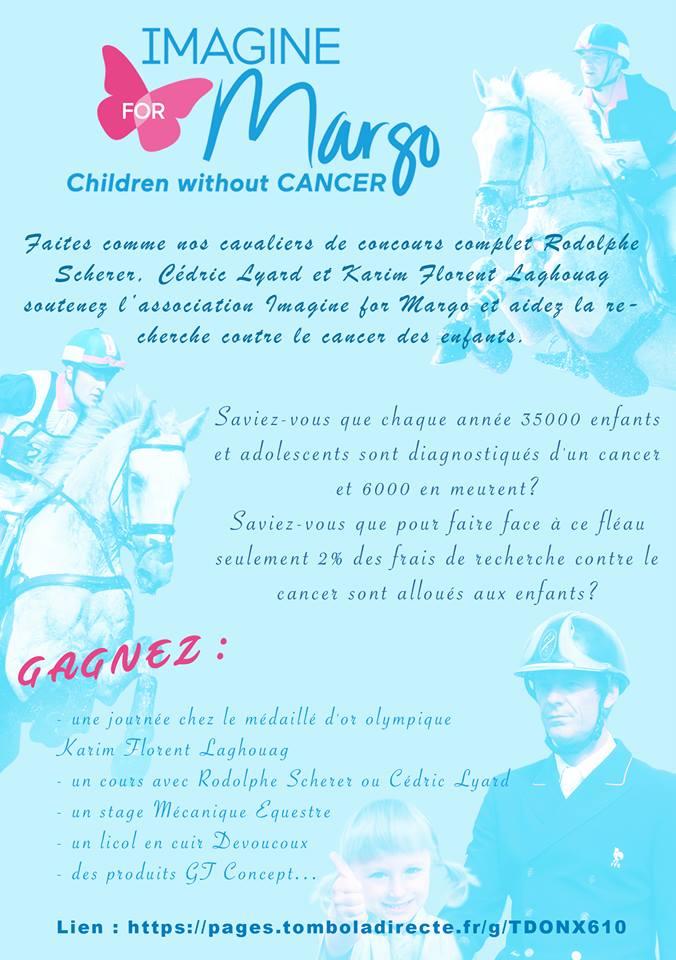 Les cavaliers de Complet soutiennent la lutte contre le cancer