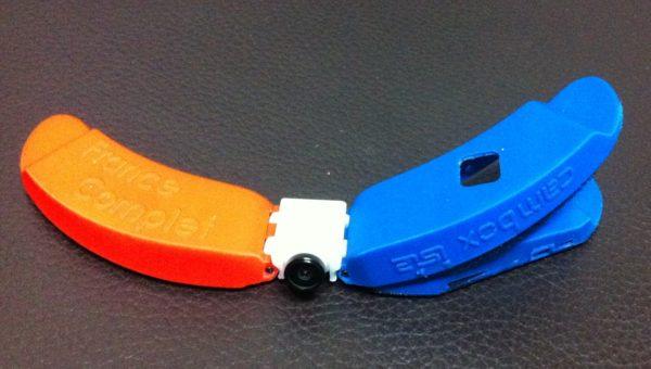La Cambox ISI2 aux couleurs de France Complet
