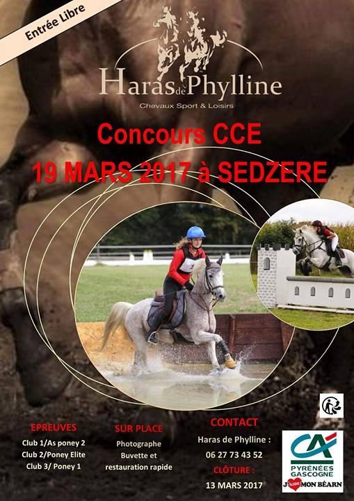 Inauguration du Haras de Phylline, 1er concours le 19 mars !