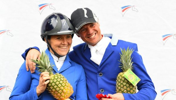 Grand National : victoire de l'écurie Equithème / Jimenez