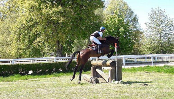 Pompadour : 2 victoires pour Astier Nicolas