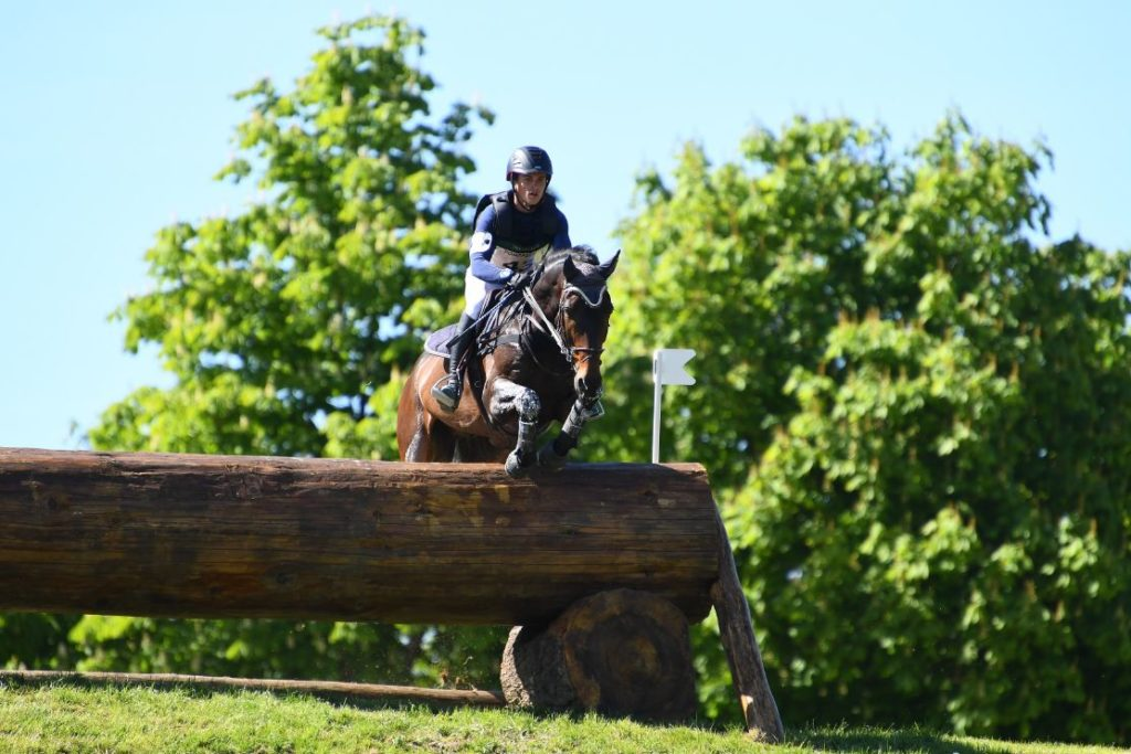 Bramham J3 : encore un cross difficile !