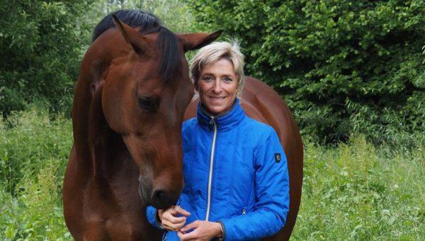 Une semaine avec Ingrid Klimke : 1er jour, repos !