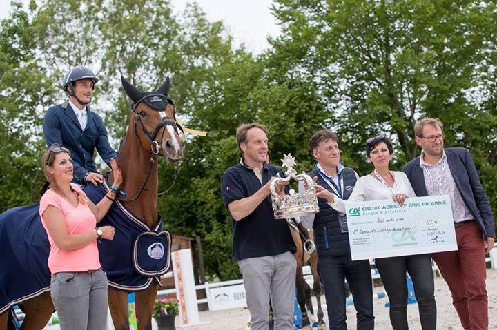 Chaumont en Vexin : les complétistes gagnent le Derby !