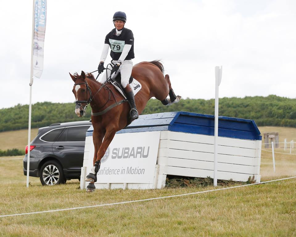 Barbury : formidable début pour Fox-Pitt et Clifton Signature