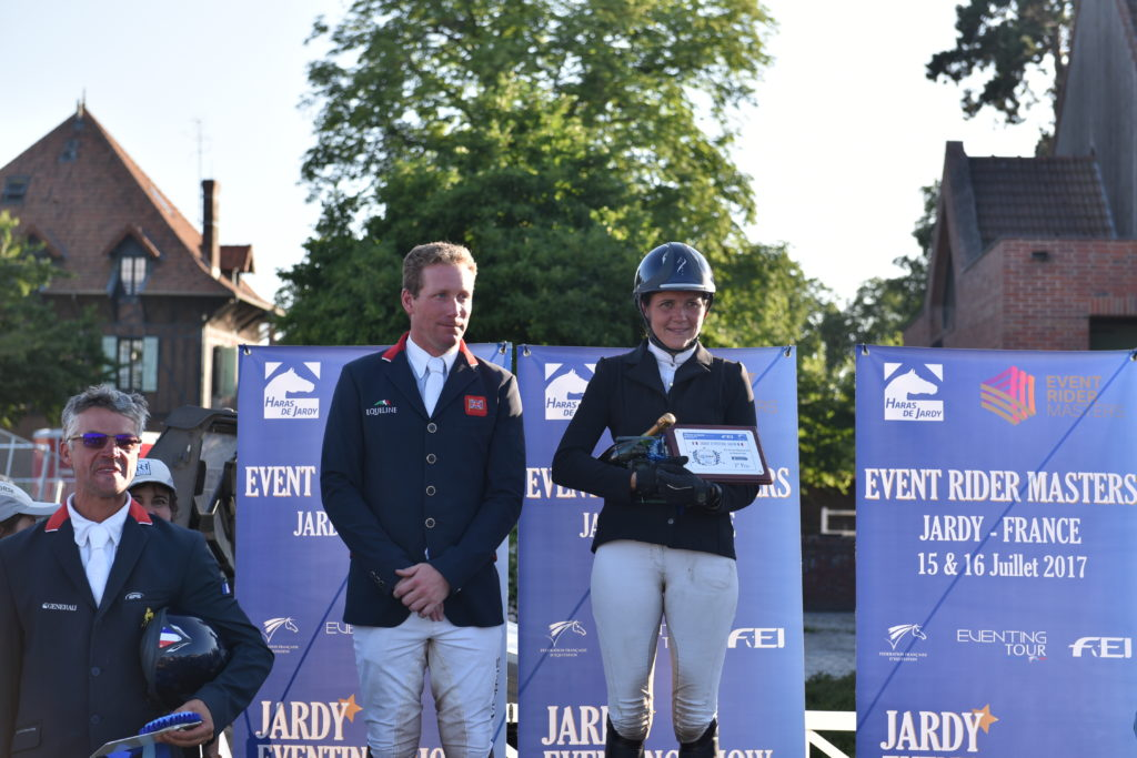 Jardy J3 : Gwendolen Fer remporte le 3* hors ERM !