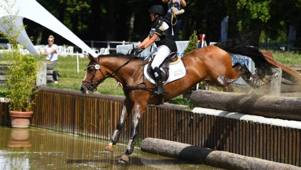 Jardy : Aika Louvo, meilleure 7 ans Amateur