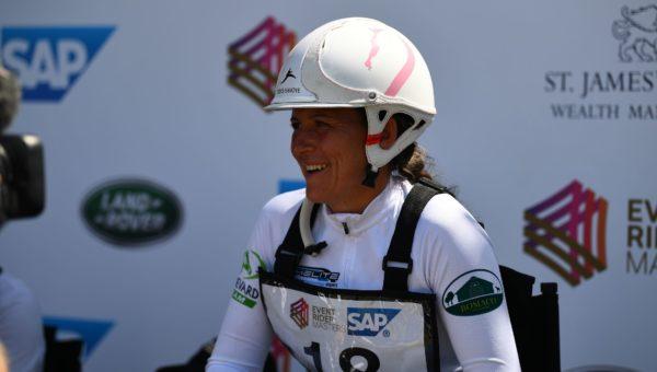 Les impressions de Gwendolen Fer après sa cinquième place à l'ERM de Chatsworth