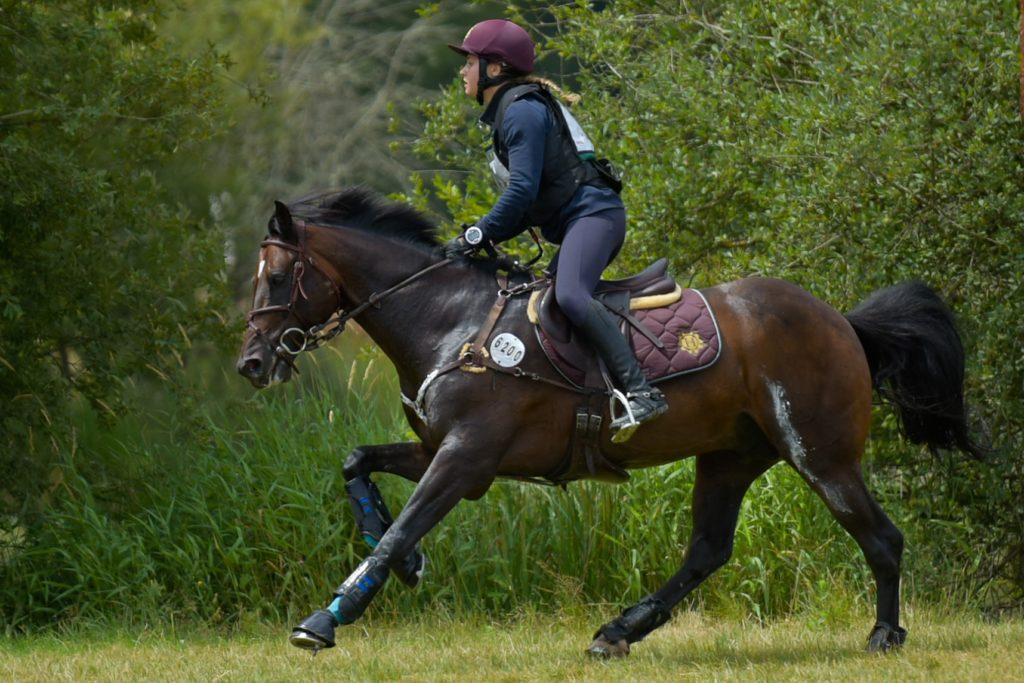 Lisa Gualtieri s'impose à Fontainebleau