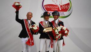 CH-EU Strzegom J4 : Ingrid Klimke en Or – Les Anglais champions d'Europe par Equipe