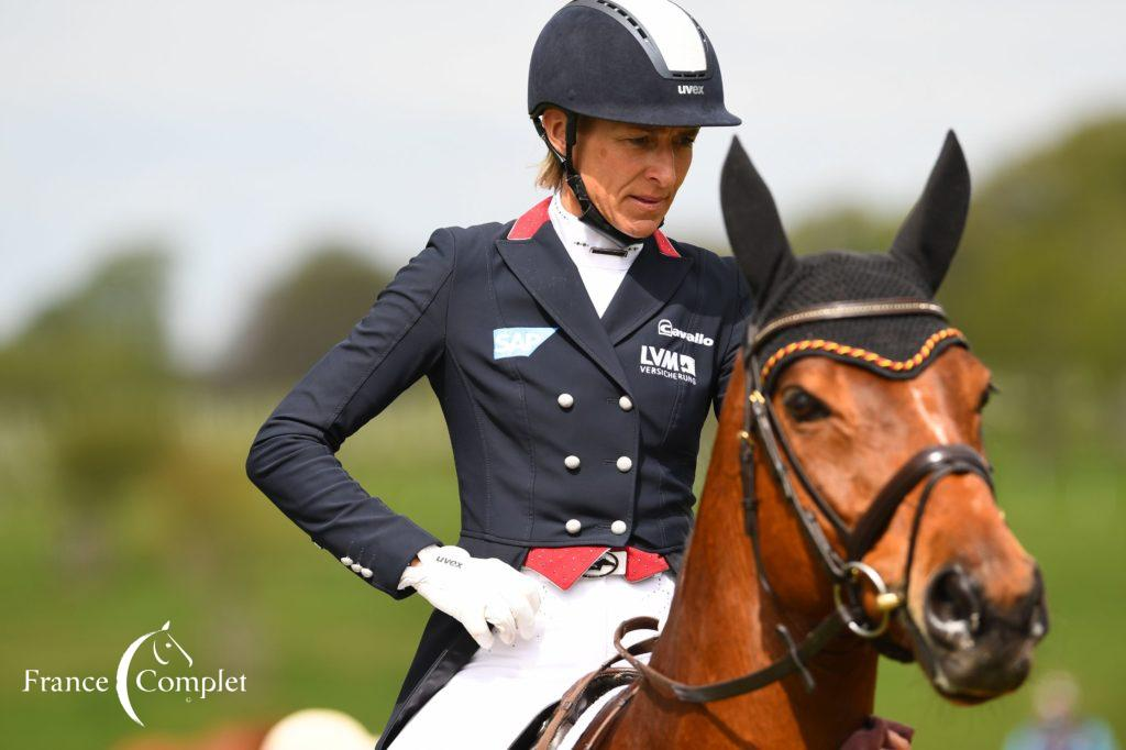 Ingrid Klimke planifie sa saison