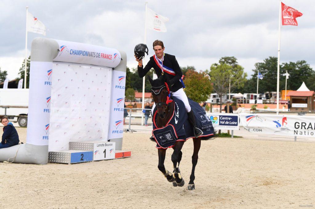 Lamotte : victoire pour Maxime et Pica d'Or