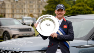 Burghley : Oliver Townend remporte le 4* !