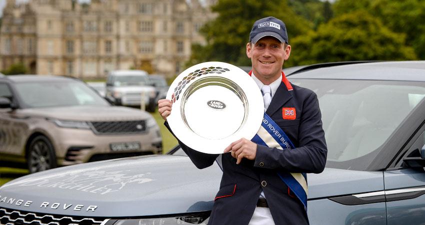 Burghley : Oliver Townend remporte le 4* !