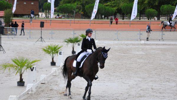 Lamotte : Julie Simonet, championne de France Junior