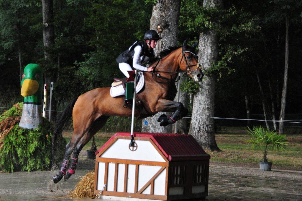 Rencontre avec une Junior : Nina Scherer et Pouchkine d'Arcy