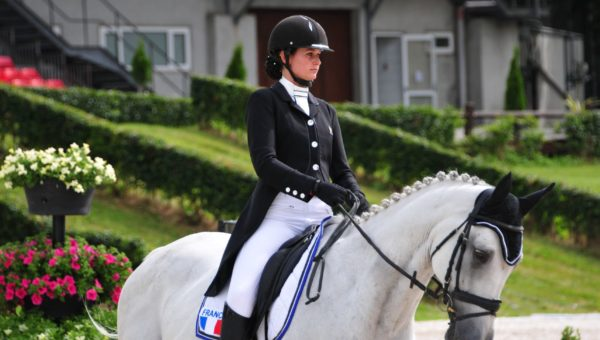 Châteaubriant : Thaïs Meheust gagne le dressage