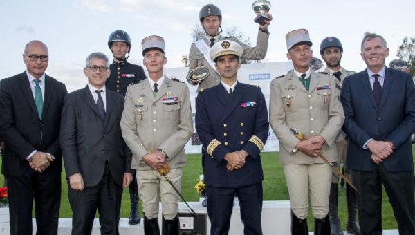 Donatien Schauly et Thibault Vallette font l'honneur de la France