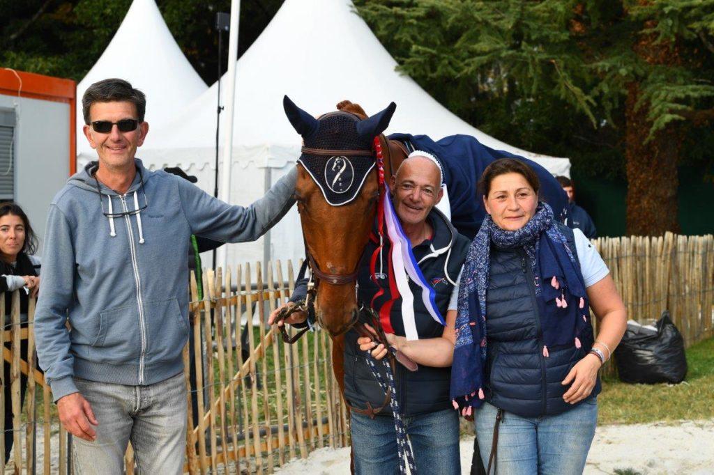 Alain Chevalier : souvenir des Championnats d'Europe 2017