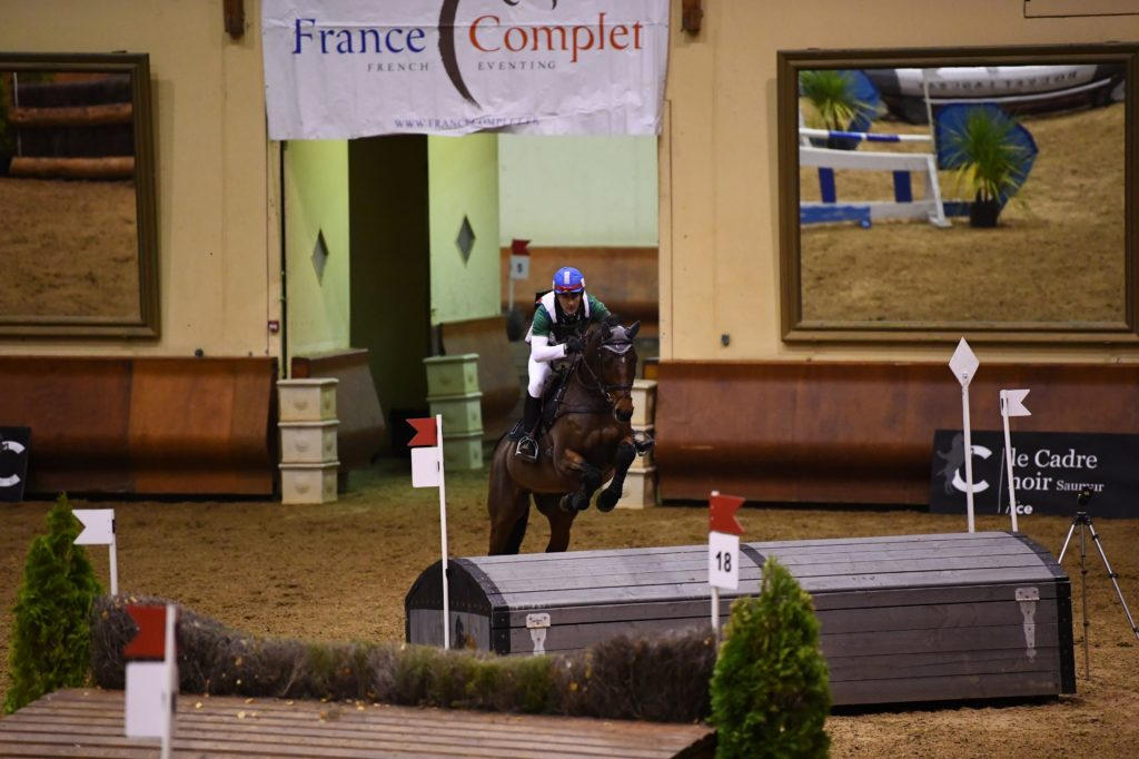 Cross Indoor Saumur : le scénario idéal !