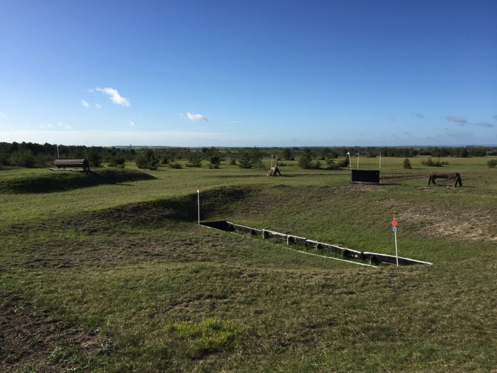 Lancement des Hivernales 2018 : 1ère date à Mourmelon