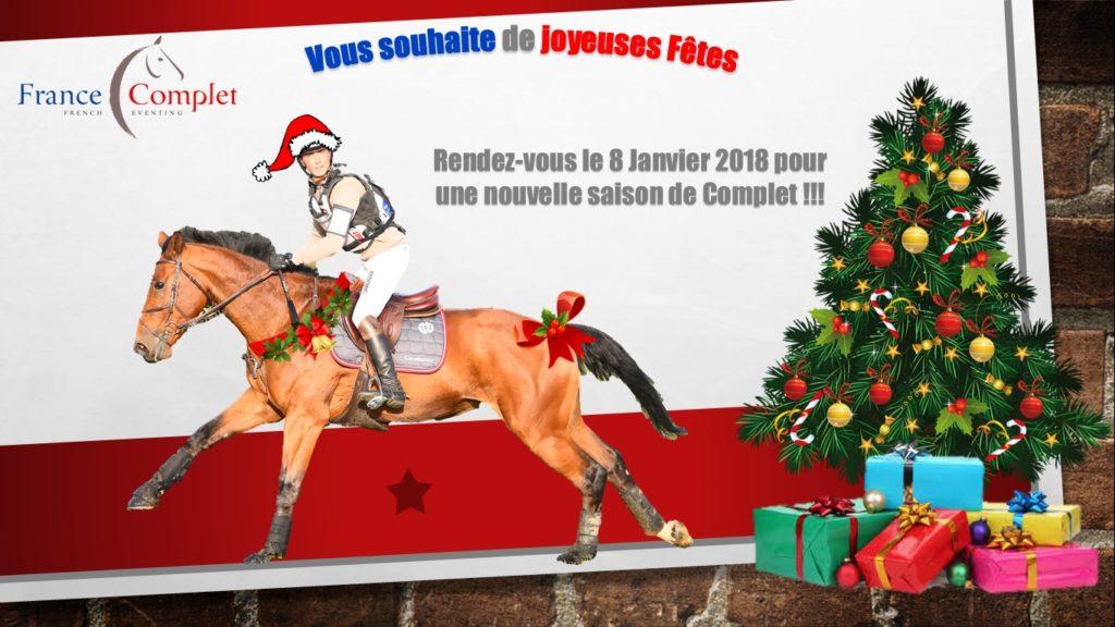Joyeux Noël et à l'année prochaine !