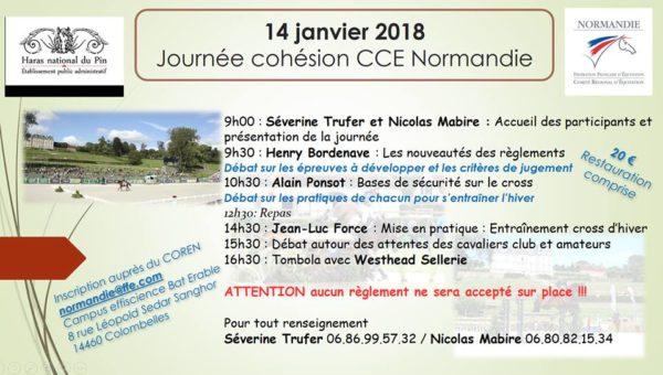 Journée cohésion en Normandie : derniers jours pour s'inscrire