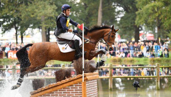 Saumur : l'Espagne en tête