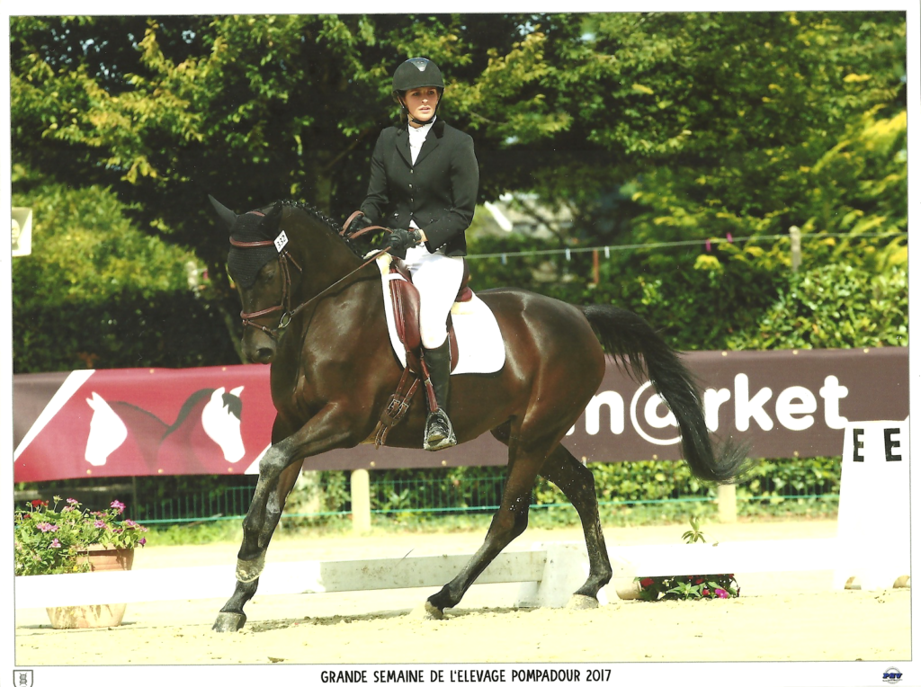 Le prix du meilleur 7 ans amateur pour Léocadie Angelé et Bolcann du Cleuzio.