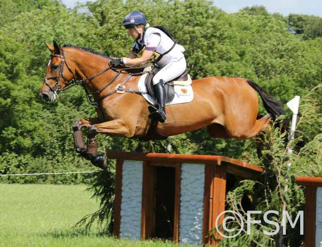 Houghton Hall : Laura Collett fait un carton