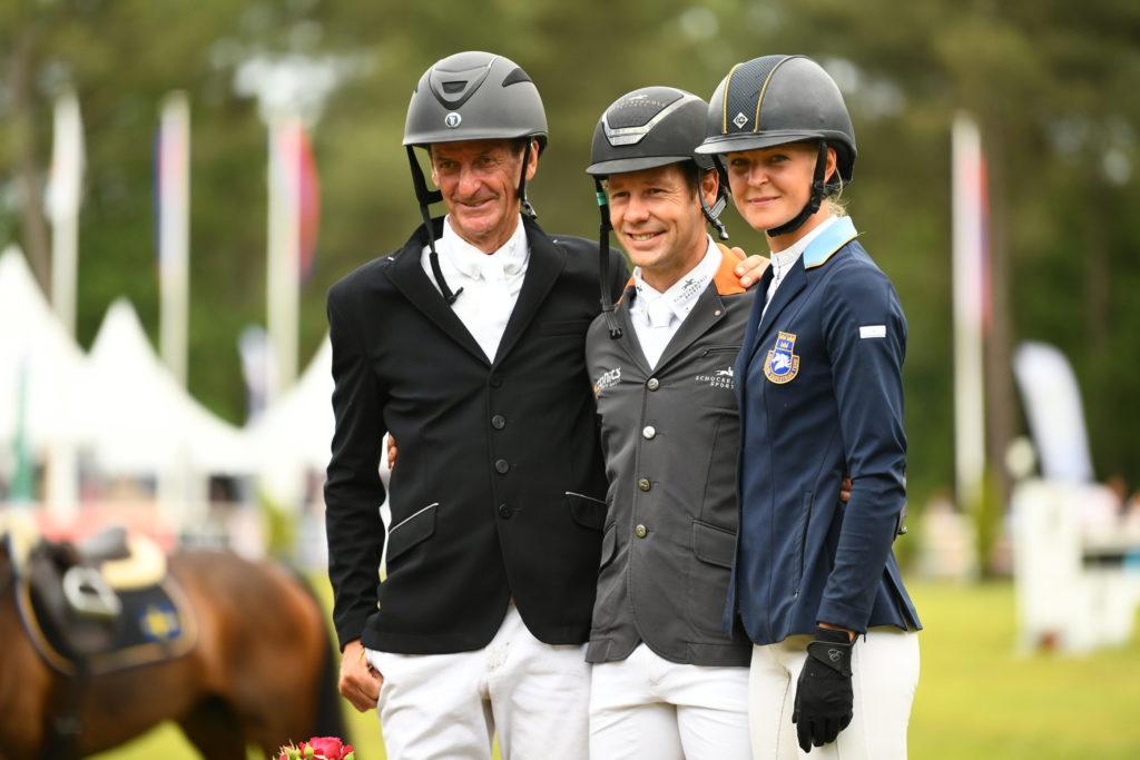 Saumur : leçon d'équitation dans le CCI3*