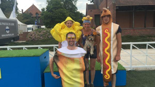 Les Saucisses Frites sont au rendez-vous à l'Amateur Team de Jardy