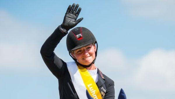 Aix-la-Chapelle : Julia Krajewski remporte le CICO3*, la France deuxième par équipe