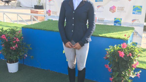 Julia Schmitz revient sur sa victoire dans le CIC1* de Jardy