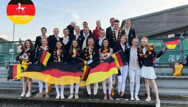 Bishop Burton : l'Allemagne domine en individuel