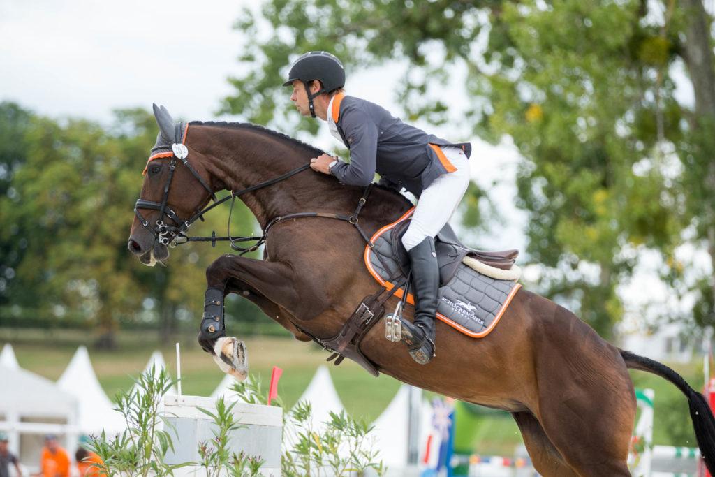 Christopher Burton et Camille Lejeune victorieux en 1*