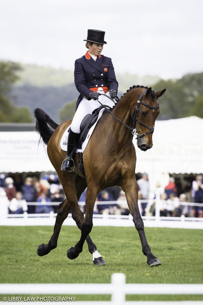 Hartpury : Kitty King prend la tête du CIC3*