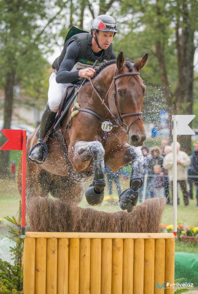 Thomas Carlile encore victorieux à Lausanne