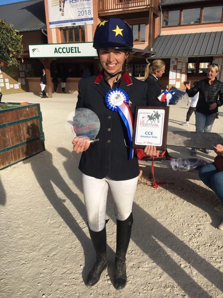 Lamotte : Manon Victor gagne l'Amateur élite