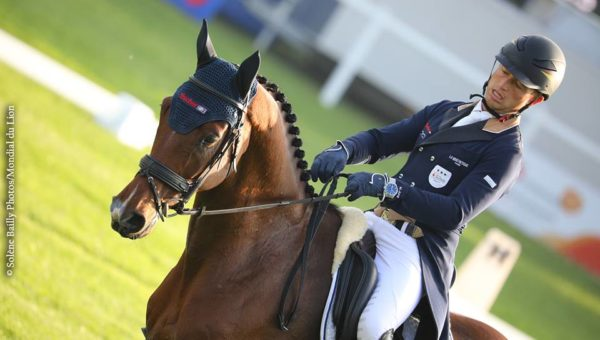 Mondial du Lion J2 : Michael Jung commence fort