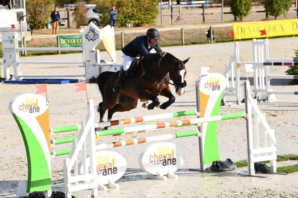 Lignières : Atos Barbotière, «prêt à devenir un grand cheval !»