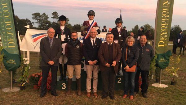 Tartas : les premiers Champions de France