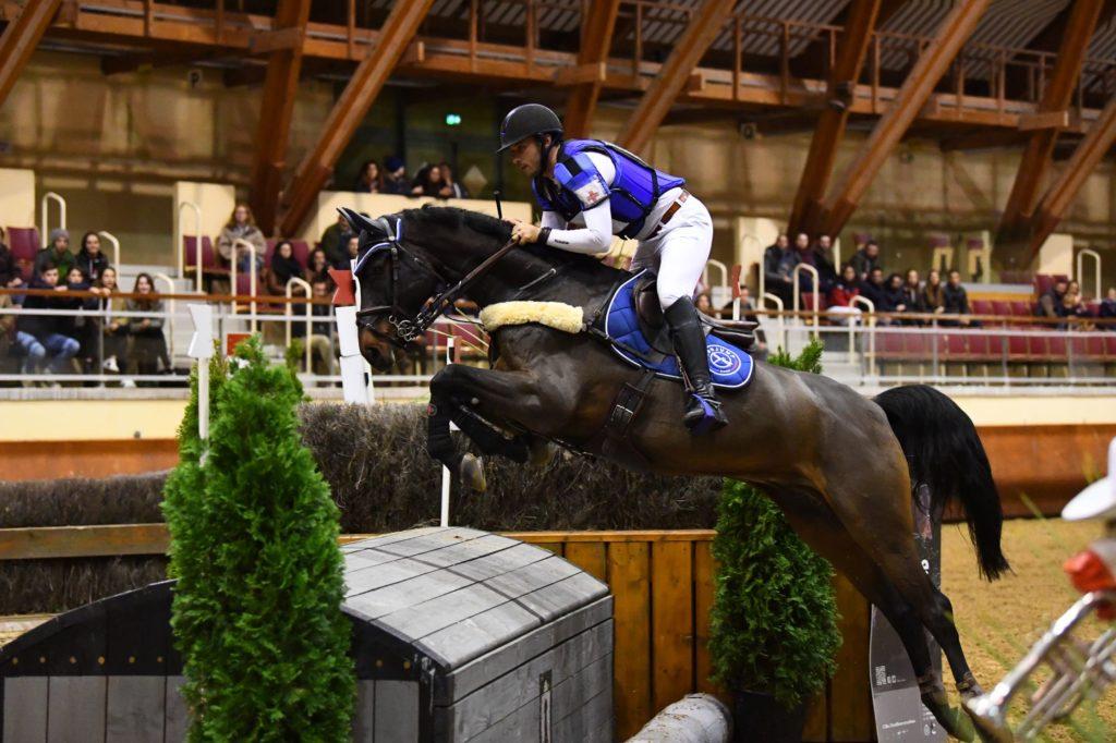 Cross Indoor Saumur : Sébastien Cavaillon et les Horsemen !