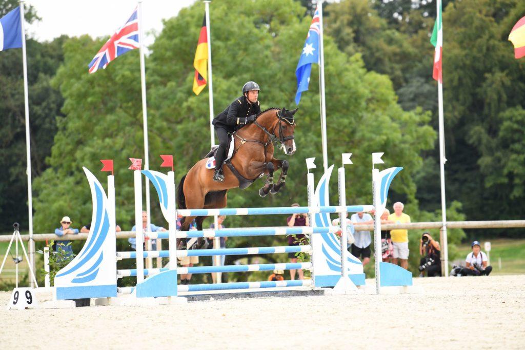 Arnaud Boiteau : l'entraînement du cheval de CCE à l'obstacle