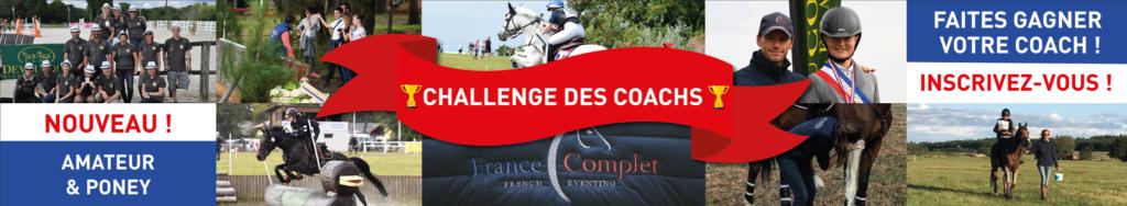 Challenge des coachs