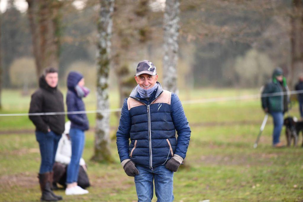 Reco du cross des Europe à Luhmühlen avec Jean-Luc Force