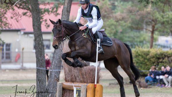 Fontainebleau : Reprise réussie pour Tom Carlile et Amaury Choplain