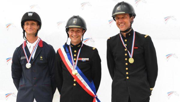 Pompadour : la bonne cuvée des champions de France 2019